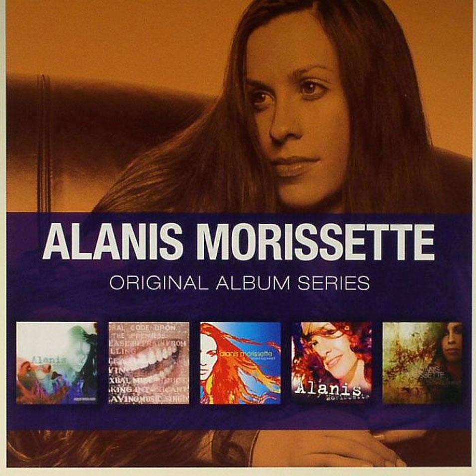 You learn alanis morissette acoustic version