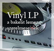 Vinyl LP lemezek