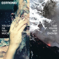ESTRONS - YOU SAY I'M TOO MUCH, I SAY YOU'RE NOT ENOUGH (COLORED VINYL)