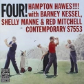 Hawes, Hampton & Barney Kessel & Shelly Manne & Red Mitchell - FOUR!