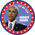 Obama, Barack - YES WE CAN