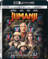 JUMANJI: NEXT LEVEL - JUMANJI: NEXT LEVEL (4K) (WBR) (2PK) (DIGC) (WS)