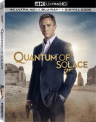 QUANTUM OF SOLACE - QUANTUM OF SOLACE (4K) (WBR) (DTS) (SUB) (WS)
