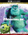 MONSTERS INC - MONSTERS INC (4K) (WBR) (COLL) (3PK) (AC3) (DIGC)
