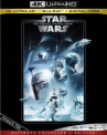 STAR WARS: EMPIRE STRIKES BACK - STAR WARS: EMPIRE STRIKES BACK (4K) (WBR) (COLL) (3PK)