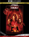 STAR WARS: REVENGE OF THE SITH - STAR WARS: REVENGE OF THE SITH (4K) (WBR) (COLL) (3PK)
