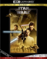 STAR WARS: ATTACK OF THE CLONES - STAR WARS: ATTACK OF THE CLONES (4K) (WBR) (COLL)