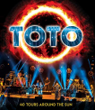 Toto - 40 TOURS AROUND THE SUN: LIVE AT ZIGGO DOME