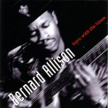 Allison, Bernard - BORN WITH THE BLUES