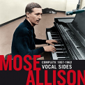 Allison, Mose - COMPLETE 1957-1962 VOCAL SIDES