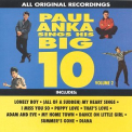 Anka, Paul - SINGS HIS BIG TEN VOL.2