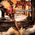 Anvil - POUNDING THE PAVEMENT (UK)