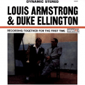 Armstrong, Louis & Ellington, Duke - RECORDING TOGETHER FOR THE FIRST TIME