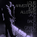 ARMSTRONG, LOUIS & HIS ALL-STARS - JAZZ IS BACK IN GRAND RAPIDS
