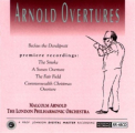 ARNOLD, M. - ARNOLD OVERTURES