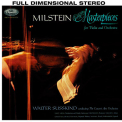 Milstein, Nathan - MASTERPIECES FOR VIOLIN & ORCHESTRA