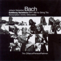 Bach, J.S. - GOLDBERG VARIATIONS-SACD-