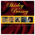 Bassey, Shirley - ORIGINAL ALBUM SERIES