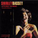 Bassey, Shirley - LET'S FACE THE MUSIC + BORN TO SING THE BLUES