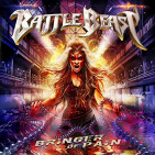 BATTLE BEAST - BRINGER OF PAIN-BONUS TR-