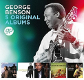 Benson, George - 5 ORIGINAL ALBUMS (BOX)