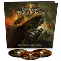 BLIND GUARDIAN TWILIGHT ORCHESTRA - LEGACY OF THE DARK LANDS (COMICBOOK PACKAGE)