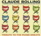 Bolling, Claude - TRIBUTE TO THE PIANO..
