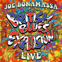 Bonamassa,Joe - BRITISH BLUES: EXPLOSION LIVE
