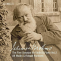 BRAHMS, J. - FIVE SONATAS FOR.. -SACD-