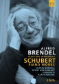Brendel, Alfred - ALFRED BRENDEL PLAYS AND INTRODUCES SCHUBERT (5PC)