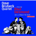 Brubeck, Dave - JAZZ AT THE COLLEGE OF THE PACIFIC