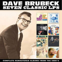 Brubeck, Dave - SEVEN CLASSIC LPS