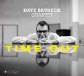 Brubeck, Dave - TIME OUT / COUNTDOWN: TIME IN OUTER SPACE (LTD)