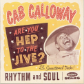 Calloway, Cab - ARE YOU HEP TO JIVE ?