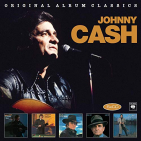 Cash, Johnny - ORIGINAL ALBUM CLASSICS 4