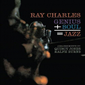 Charles, Ray - GENIUS + SOUL = JAZZ