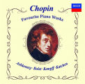 Chopin - FAVORITE PIANO WORKS (RUBD) (JPN)