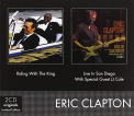 Clapton, Eric - RIDING WITH THE../LIVE IN