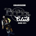 Colosseum - LIVE AT THE PIPER CLUB, ROME, ITALY 1971