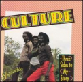Culture - THREE SIDES TO MY STORY