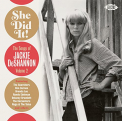 De Shannon, Jackie - SHE DID IT! THE SONGS OF JACKIE DESHANNON 2 (UK)