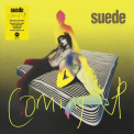 Suede - COMING UP (CLEAR VINYL)