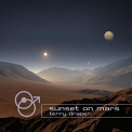 DRAPER, TERRY - SUNSET ON MARS