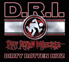 D.R.I. - GREATEST HITS -REISSUE-