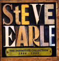 Earle, Steve - DEFINITIVE COLLECTION