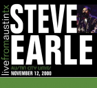 Earle, Steve - LIVE FROM AUSTIN TX
