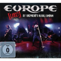 Europe - LIVE! AT.. -CD+DVD-