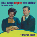 Fitzgerald, Ella - ELLA SWINGS BRIGHTLY ..