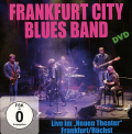 FRANKFURT CITY BLUES BAND - LIVE IM 'NEUEN THEATER'