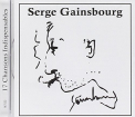 Gainsbourg,  Serge - 17 CHANSONS INDISPENSABLE